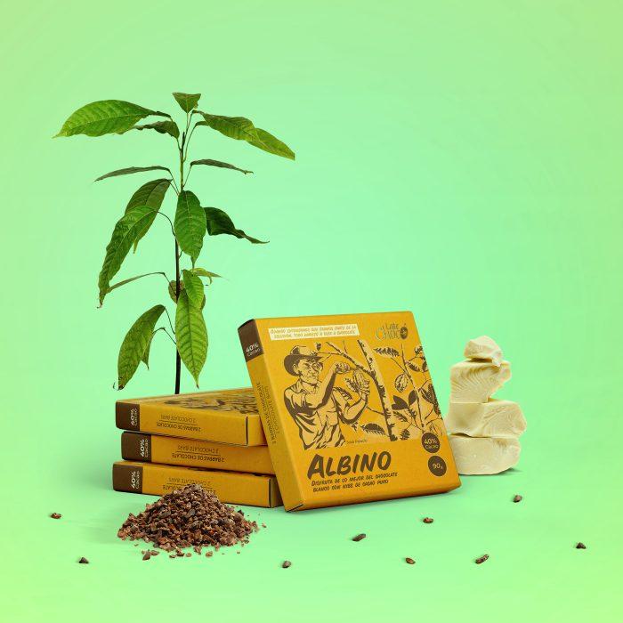 Albino 40% cacao