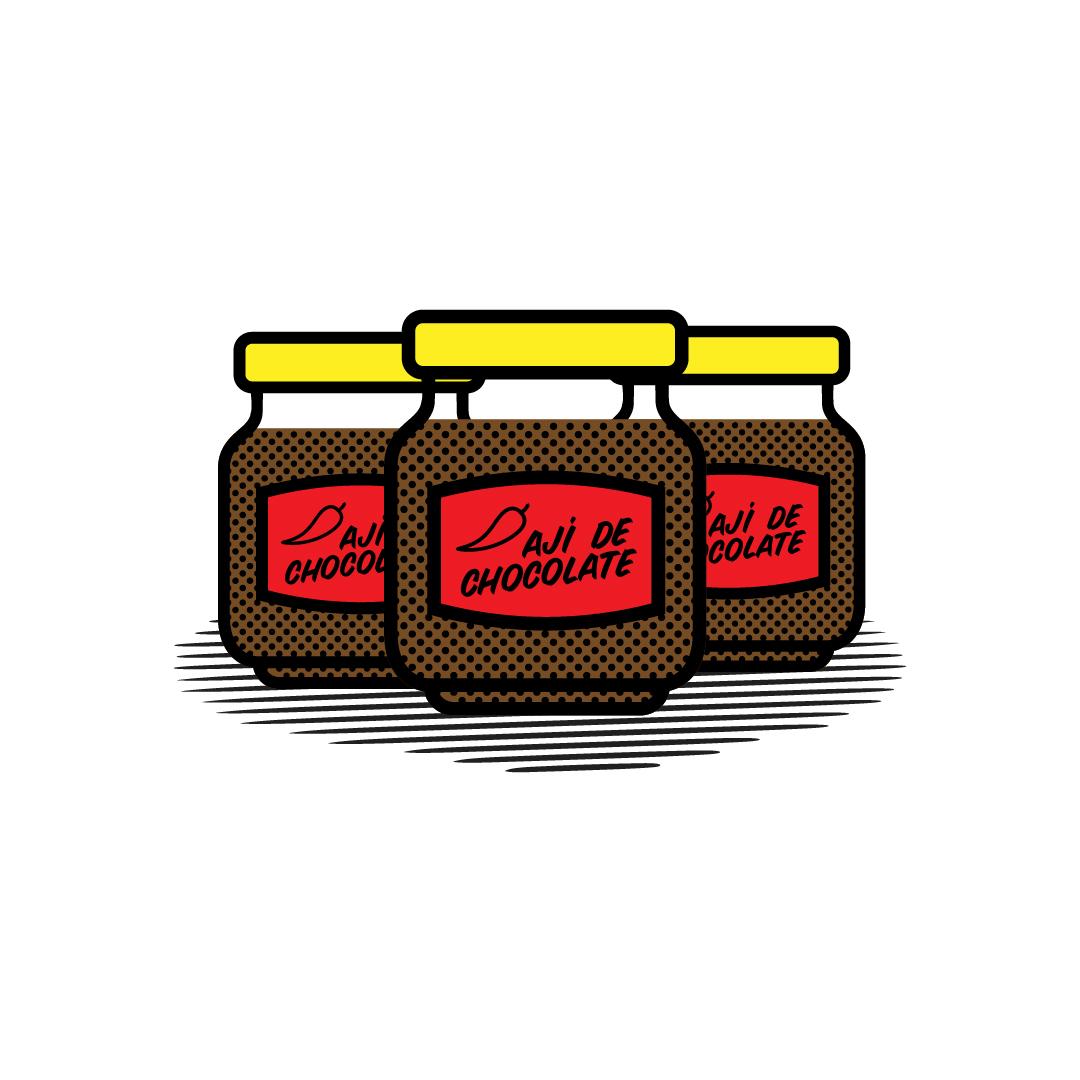 Salsa de cacao